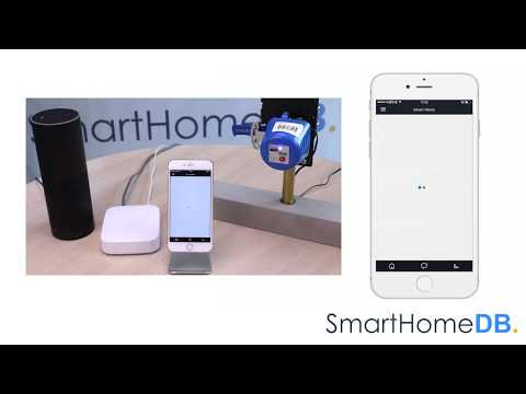HOW-TO: Pair and Connect your Amazon Echo with an EcoNet Valve Controller via a Samsung SmartThings Hub