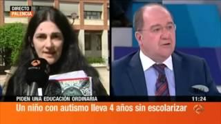 Azucena Ortega en Espejo Público