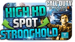 "getlinkyoutube.com-How To: ""Get Better At Black Ops 3!"" ★ Stronghold: High KD Spot! (BO3: Multiplayer Tips and Tricks)"