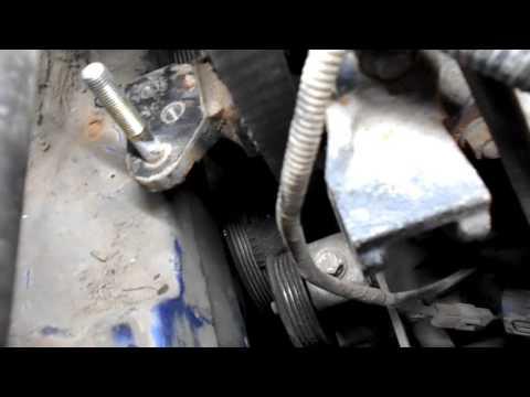 Как поменять помпу на лифан мини или смайли