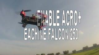 getlinkyoutube.com-Eachine Falcon 250 - how to enable ACRO+ with Opepilot - Fpv Racing!