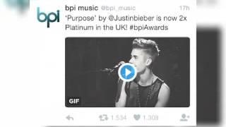 Justin Bieber Raih Double Platinum (DETIK TV)