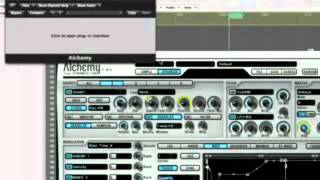 Headhunterz - Making the Dragon Roars! Part 1 (Tutorial Only)