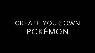 getlinkyoutube.com-For Students and Teachers: Create Your Own Pokemon