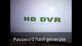 getlinkyoutube.com-085731335777 Reset dvr h.264 password Hisomu | Secure | Vtech | AS | Dahua | Cina | Techvision