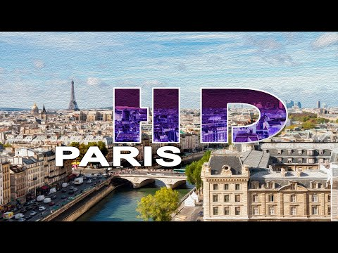 PARIS , FRANCE - WALKING TOUR - 2011 - HD 1080P