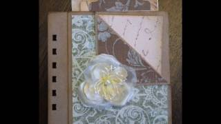 Scrapbook Tutorial: Multi-Pocket Page for Mini Albums