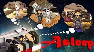 getlinkyoutube.com-Minecraft Custom Adventure Map : ASLEEP! /w Facecam!