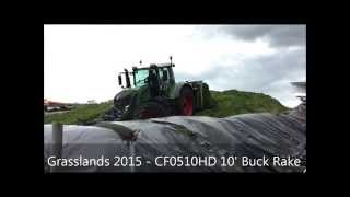 Cherry Products - Buck Rake Grasslands 2015