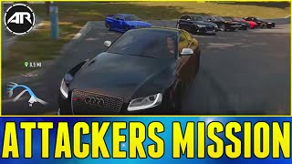 getlinkyoutube.com-Forza Horizon 2 : ASSASSINATION MISSION!!! (ATTACKERS) Part 2
