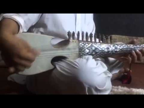 Pashto sad saz in rabab by waqar atal ( Al-Swati )