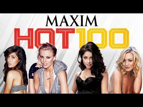 MAXIM'S HOT 100 FOR 2013!