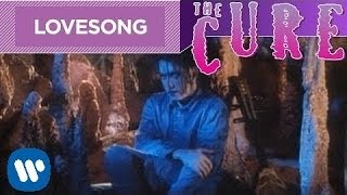 The Cure - Lovesong (Official Music Video) width=