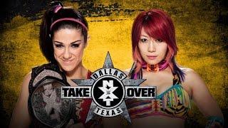 getlinkyoutube.com-[TLB] WWE NXT TakeOver Dallas Asuka vs Bayley