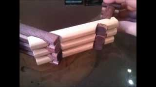 getlinkyoutube.com-Bizarre Lincoln log parts