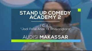 getlinkyoutube.com-Jadi Polisi Anak TK Bhayangkara - Ical (SUCA 2 - Audisi Makassar)
