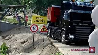 getlinkyoutube.com-Man at work Rc Trucks Tamiya wheeled loader