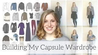 getlinkyoutube.com-How I Built My Winter Capsule Wardrobe | Project 333
