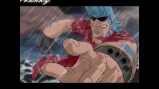 getlinkyoutube.com-One Piece Franky x Nico Robin Frobin Crank It Up