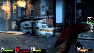 Left 4 Dead 2 Back to School - cap.2 EXPERTO!!! (Loquendo)