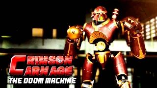 getlinkyoutube.com-Real Steel Crimson Carnage The Doom Machine   30/30 STARS Challenges NEW ROBOT (Живая Сталь)