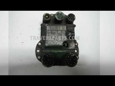 Блок управления зажиганием (коммутатор) Mercedes W124 E A0155456032