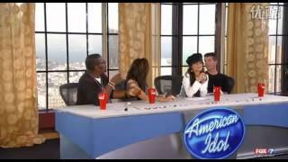 getlinkyoutube.com-The two Adam Lambert American Idol Auditions