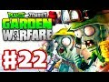 Plants vs. Zombies: Garden Warfare - Gameplay Walkthrough Part 22 - Gardens & Graveyards (Xbox One)