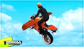 getlinkyoutube.com-FLYING BIKES! (GTA 5 Funny Moments)