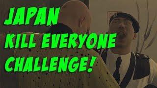 getlinkyoutube.com-Japan Kill Everyone Challenge! - Hitman 2016