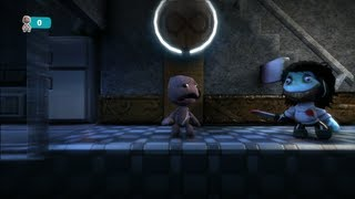 getlinkyoutube.com-LittleBigPlanet 2 - Beware of Jeff The Killer | By CrimsonFang9