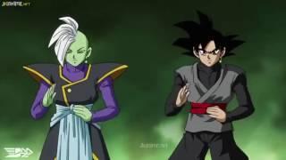 DBS Goku Vs Black   Point Of Authority (Linkin Park)