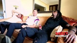 Lil Wayne & Cristiano Ronaldo dans Weezy Wednesdays !