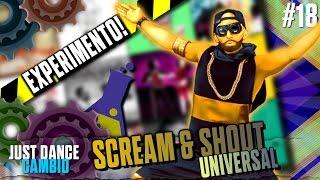 getlinkyoutube.com-Just Dance Cambio | Scream & Shout (Extreme) | JD Remix | JD Random |