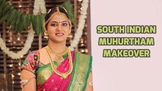 getlinkyoutube.com-South Indian Muhurtham Makeover