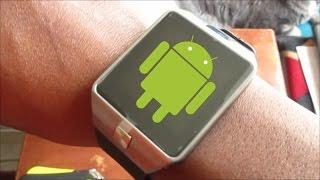 getlinkyoutube.com-DZ09 Smart Watch (UNBOXING/REVIEW)