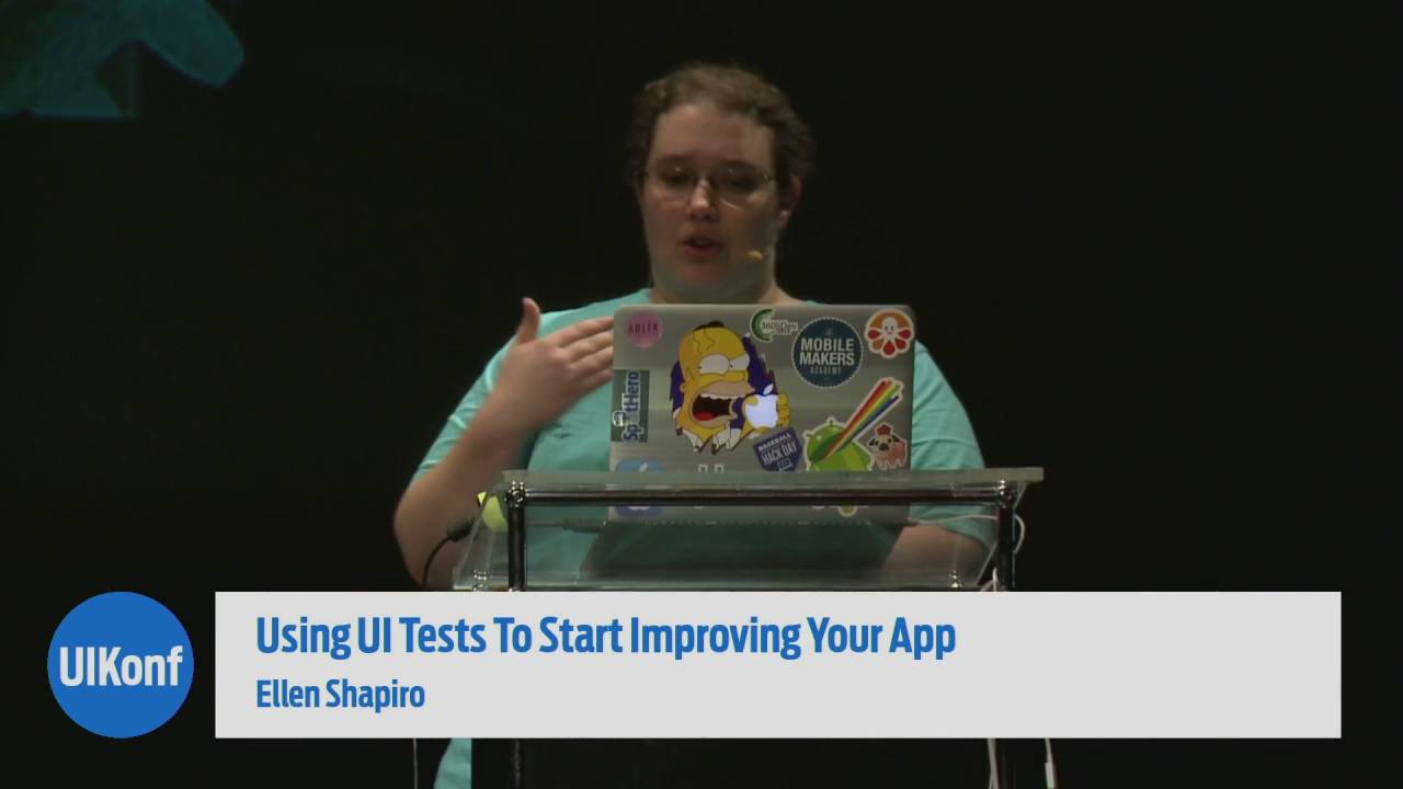 Outside In – Using UI Tests To Start Improving Your App