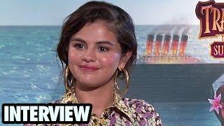 Selena Gomez & Andy Samberg DISH On Ariana Grande's Engagement