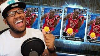 getlinkyoutube.com-DIAMOND 99 OVR MICHAEL JORDAN! WE GOT THE GREATEST CARD IN 2K!! NBA 2K16 MyTEAM