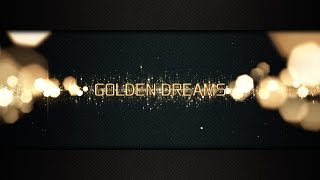 getlinkyoutube.com-FREE TEMPLATE SONY VEGAS PRO 11 - 12 - 13 - GOLDEN DREAMS [TAME PRODUCCIONES]