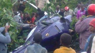 Mbunge Joshua Nassari akieleza alivyonusurika ajali ya Helicopter ya CHADEMA