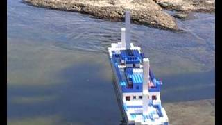 getlinkyoutube.com-Lego Titanic and the use of the waters