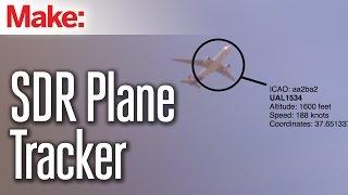 getlinkyoutube.com-SDR Plane Tracker