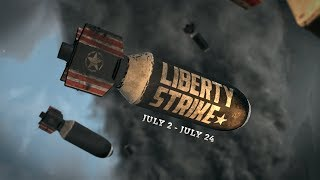 """Call of Duty: WWII - """"Liberty Strike"""" Community Event Trailer"""