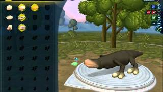 getlinkyoutube.com-Let's play SPORE #2: Od robala do dinozaura
