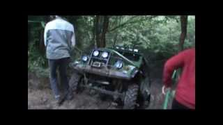 getlinkyoutube.com-OFF road lúky Gaz 69