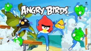 getlinkyoutube.com-Angry Birds in Just Dance 2016 By Balkan Blast Remix