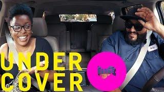 Caméra cachée: Dj Khaled chauffeur à New York