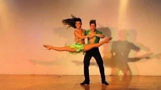 getlinkyoutube.com-Comadreja Salsa Congress 2013 ~ Carine Morais & Rafael Barros