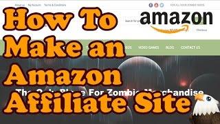 getlinkyoutube.com-How To Make an AMAZON AFFILIATE website with WordPress and Woocommerce